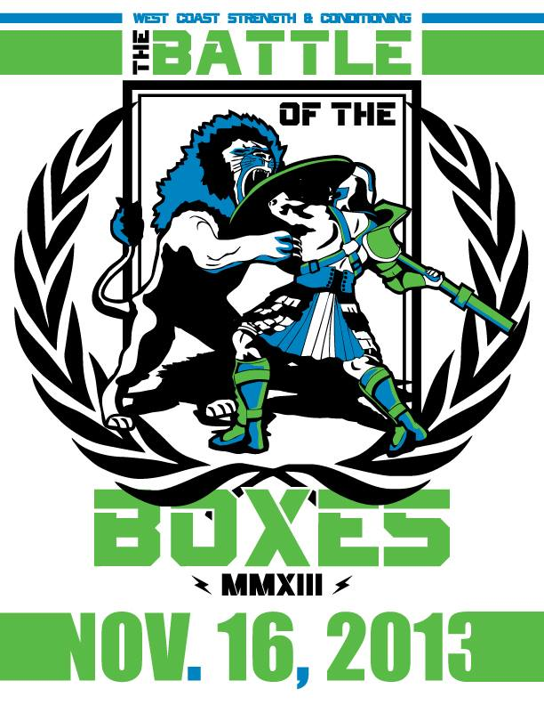 13BATTLE OF THE BOXES