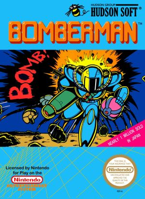 BombermanCover