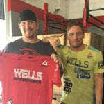 Dan Wells – CROSSFIT GAMES ATHLETE AND CELEBRITY COACH