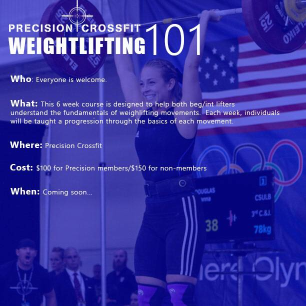weightlifting101